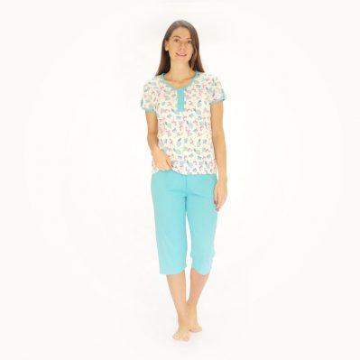 Pijama Pescador Mujer